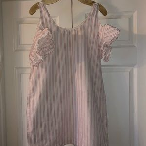 Madewell Baby Doll Dress